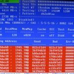 Тестирование оперативной памяти RAM